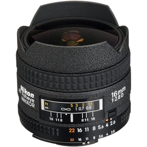 Nikkor 16mm f/2.8D