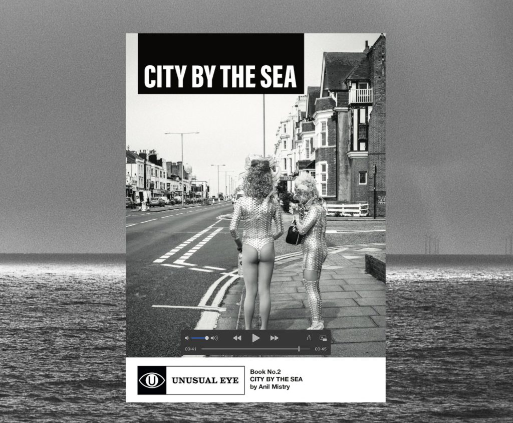 A photo book City by the Sea.